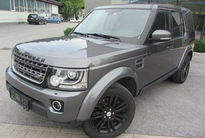 Land Rover Discovery 4 3,0 TDV6 SE Aut. LKW bei fahrzeuge.breitfuss.landrover-vertragspartner.at in
