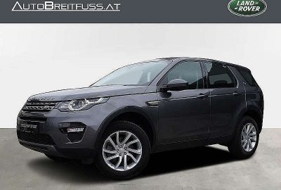 Land Rover Discovery Sport 2,0 TD4 150 4WD SE Aut. Allrad bei fahrzeuge.breitfuss.landrover-vertragspartner.at in