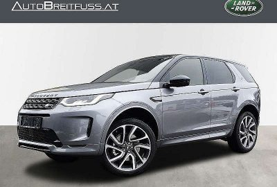 Land Rover Discovery Sport D180 R-Dynamic SE, Allrad, Automatik bei fahrzeuge.breitfuss.landrover-vertragspartner.at in