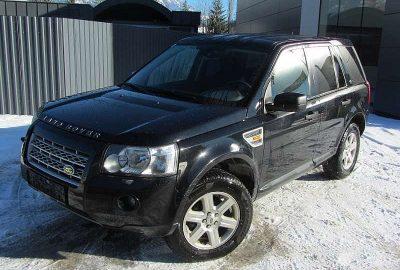 Land Rover Freelander 2,2 Td4 S bei fahrzeuge.breitfuss.landrover-vertragspartner.at in