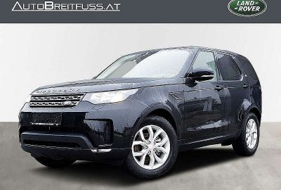 Land Rover Discovery 5 2,0 SD4 S Aut. Allrad bei fahrzeuge.breitfuss.landrover-vertragspartner.at in