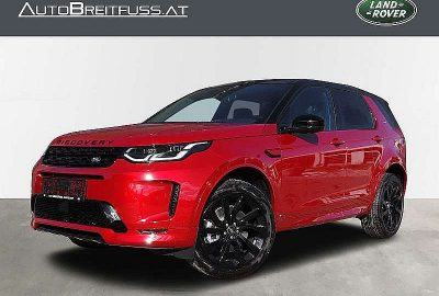 Land Rover Discovery Sport P200 AWD Aut. R-Dynamic SE Allrad bei fahrzeuge.breitfuss.landrover-vertragspartner.at in