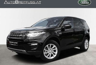 Land Rover Discovery Sport 2,0 TD4 150 4WD SE Aut. bei fahrzeuge.breitfuss.landrover-vertragspartner.at in
