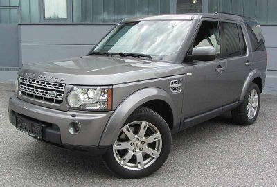 Land Rover Discovery 4 3,0 TdV6 HSE, 7-Sitzer Aut. Allrad bei fahrzeuge.breitfuss.landrover-vertragspartner.at in