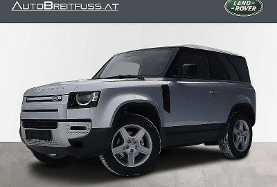 Land Rover Defender 90 3,0 6 Zylinder D250 Allrad, Automatik, SE-Ausstattung bei fahrzeuge.breitfuss.landrover-vertragspartner.at in