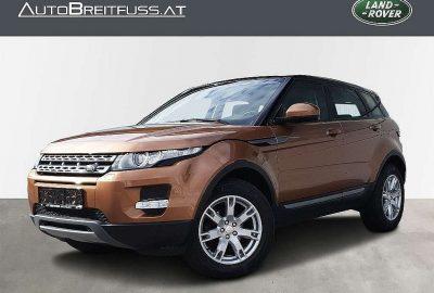 Land Rover Range Rover Evoque Pure Tech 2,2 TD4 Allrad bei fahrzeuge.breitfuss.landrover-vertragspartner.at in